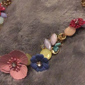 Natasha Jewelry - Flower Necklace